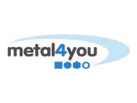 Logo metal4you